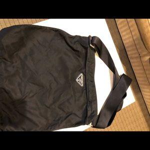 Authentic Prada Crossover Nylon Bag